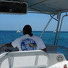 Heading Out to Dive the Big Blue Hole