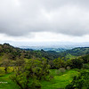 Hills Surrounding San Jose Costa Rica