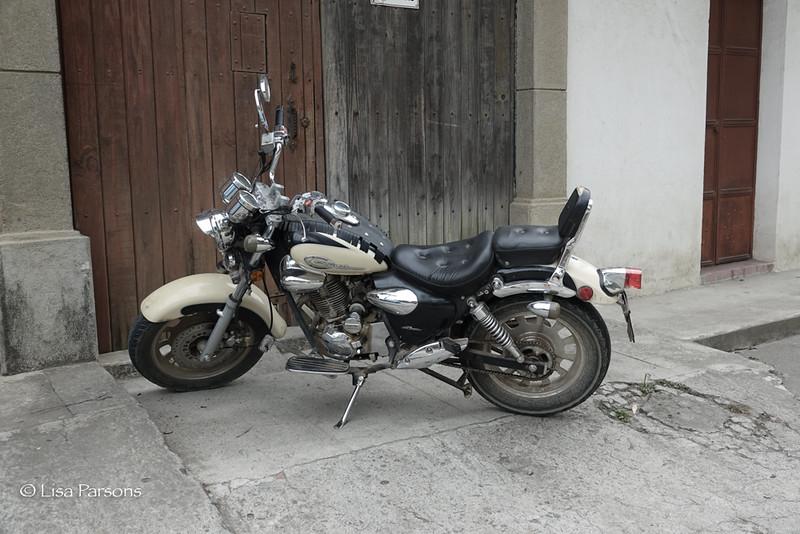 Paramount Qjiang Moto