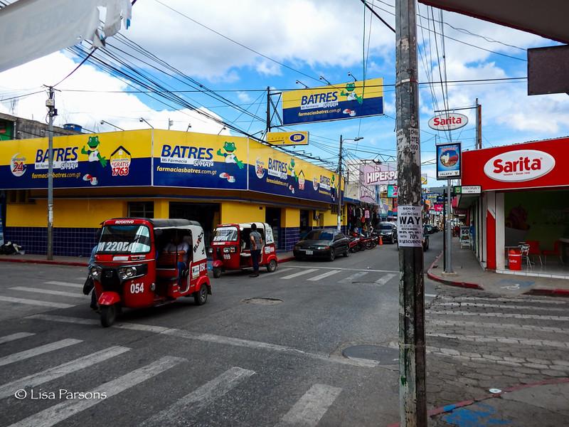 Downtown Jalapa