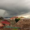 Storm Cloud Coming In