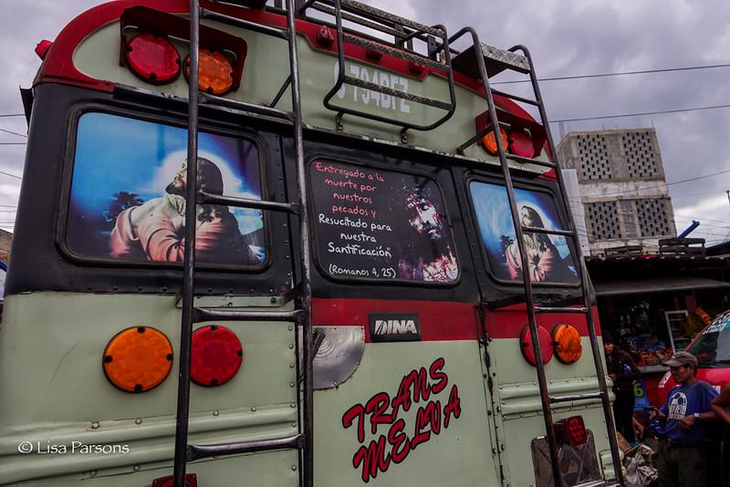 The Jesus Bus