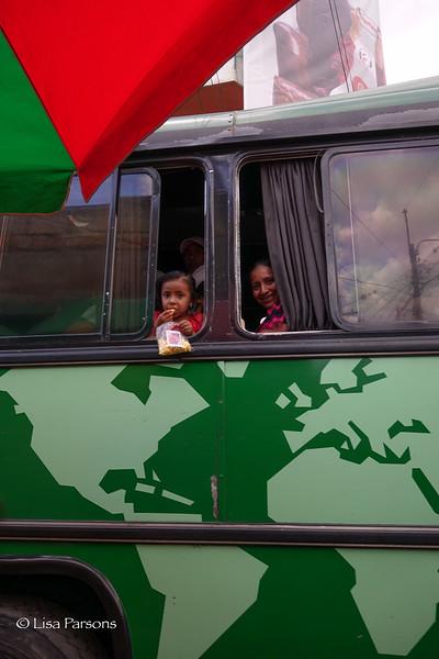 El Autobus del Mundo
