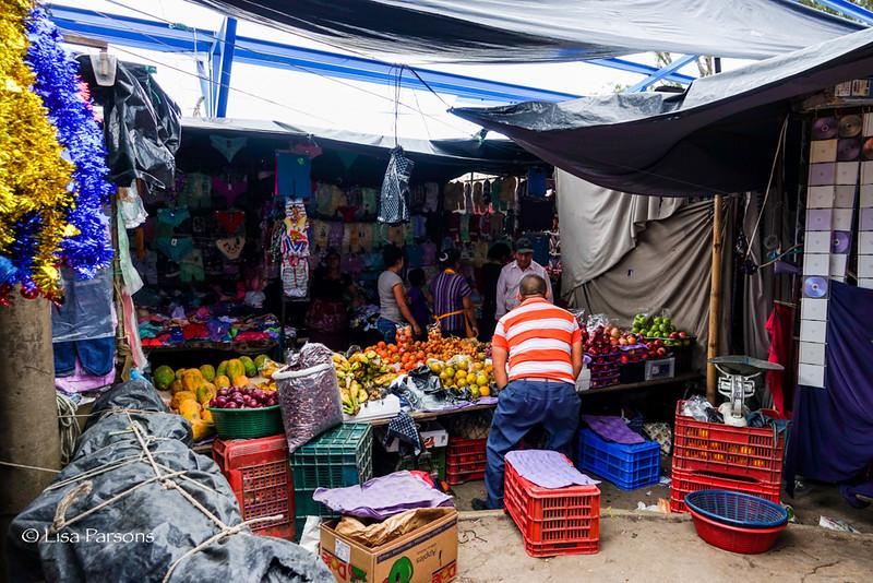 The Jalapa Market