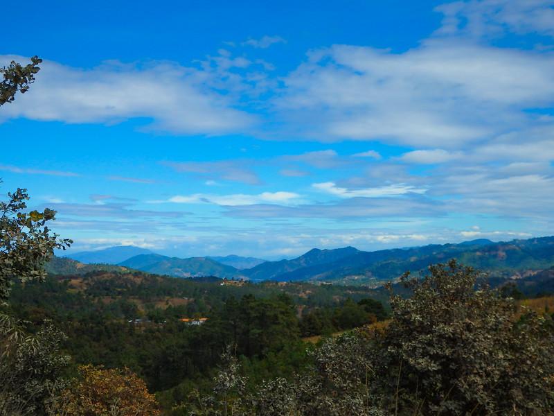 Through the Mountains