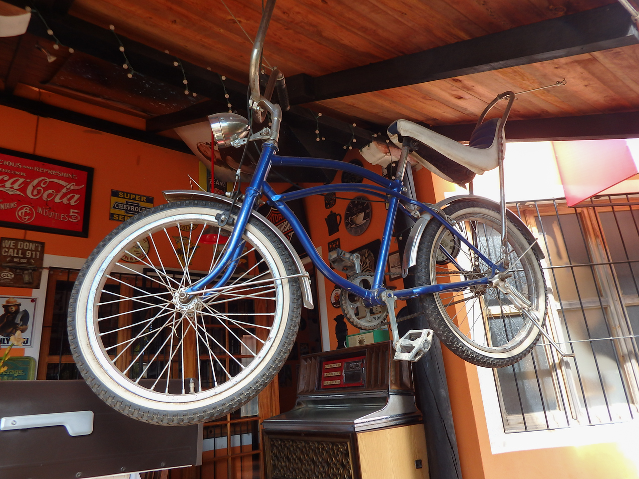 The Cafe of Bicycles