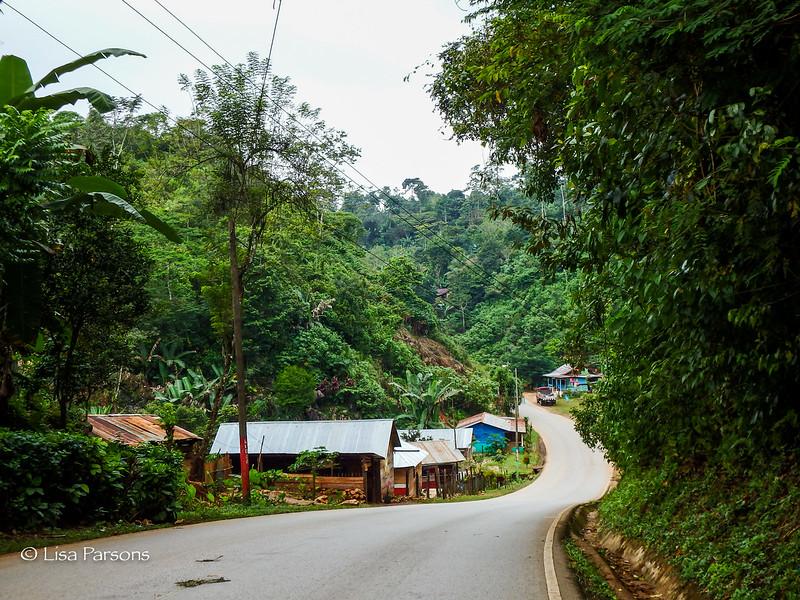 Road Through Town