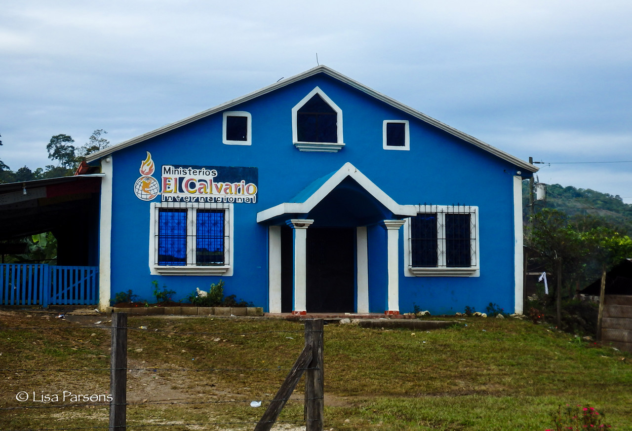Blue Church