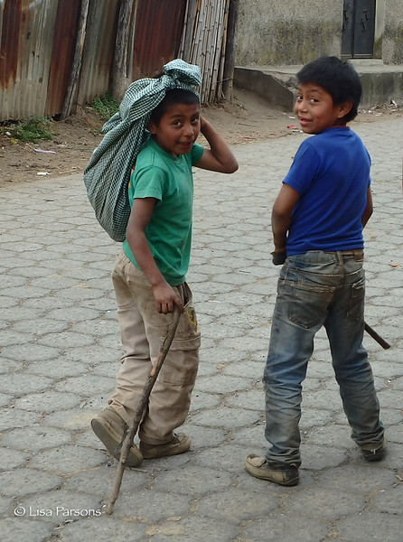 Playful Boys