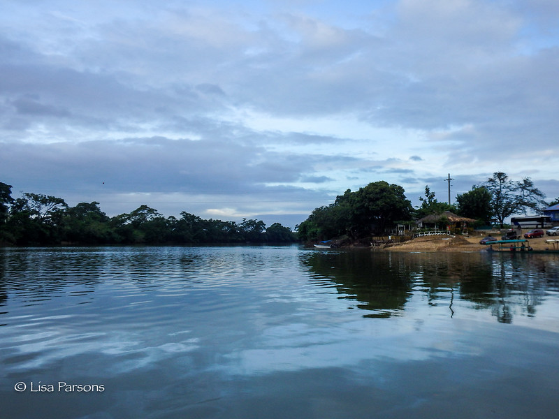 Río La Pasión River