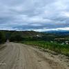 Dirt Roads Through Small Farm Communities