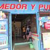 Coke Stop Before the Honduran Border