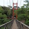 Across the Suspension Bridge