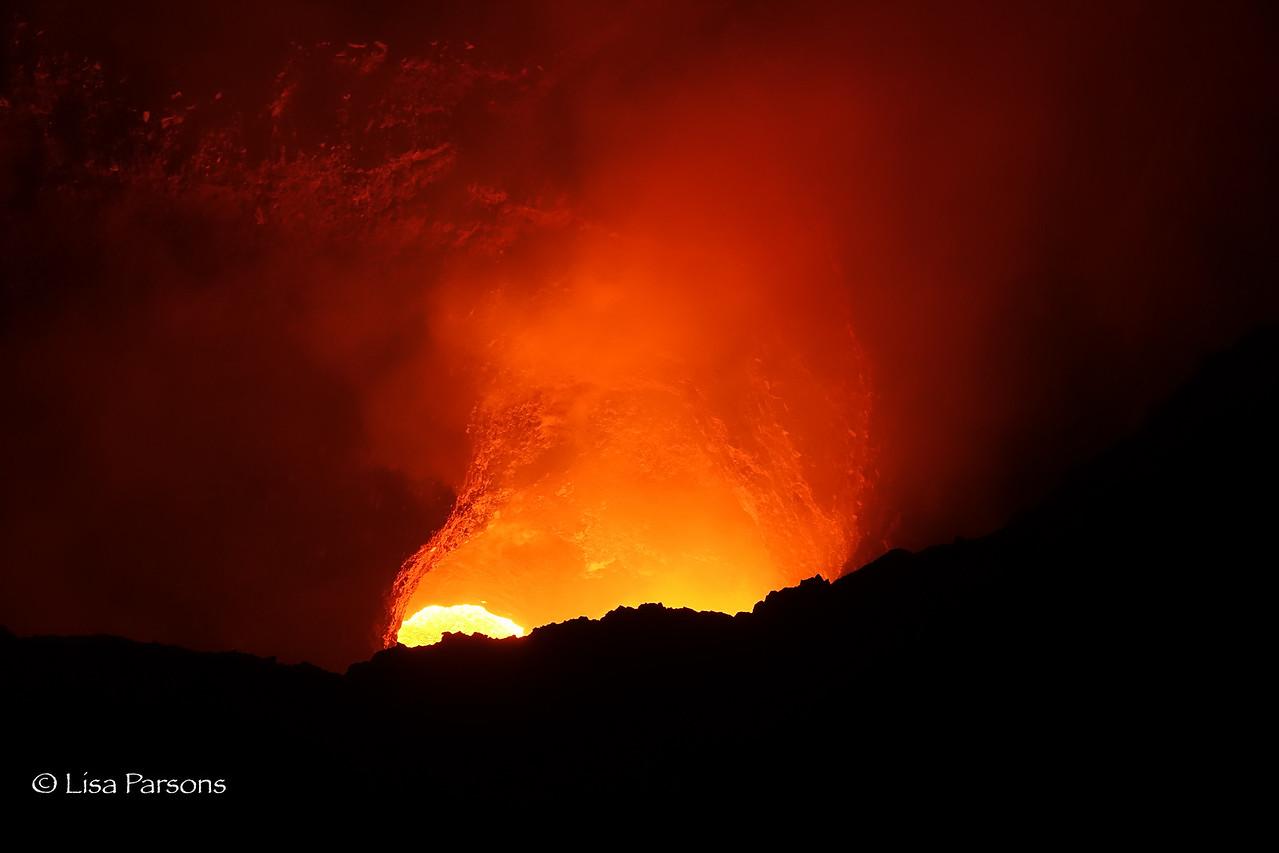 Parque Nacional Volcán Masaya