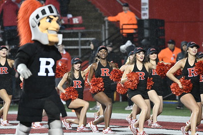 NCAA Football 2016-Michigan Visits Rutgers 10/08/2016