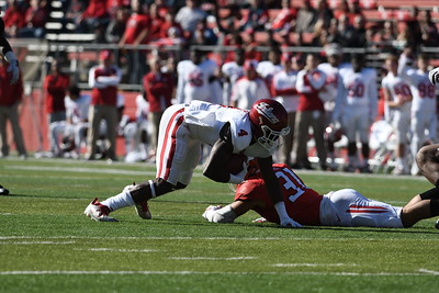 NCAA Football 2016-Indiana Visits Rutgers 11/05/2016