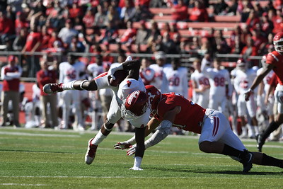 NCAA Football 2016-Indiana Visits Rutgers 11/05/2016