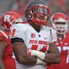 NCAA Football 2016- New Mexico Visits Rutgers 09/17/2016