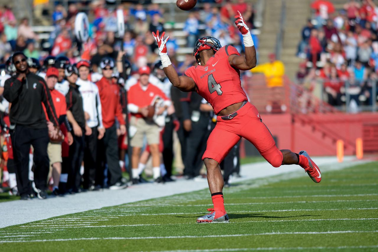 NCAA Football 2013 - Cincinnati at Rutgers 11/16/2013