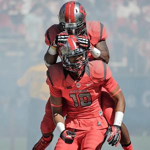 NCAA Football 2014- Tulane Visits Rutgers 09/27/2014