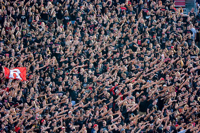 NCAA Football 2013 - Arkansas  at Rutgers 09/21/2013