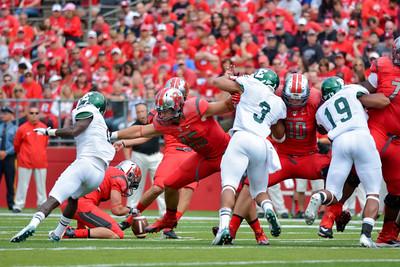 NCAA Football 2013 - Eastern Michigan at Rutgers