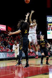 NCAAW Basketball 2015 - Minnesota at Rutgers 1/25/2015