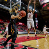 NCAAW Basketball 2015 - Minnesota at Rutgers 1/25/2015