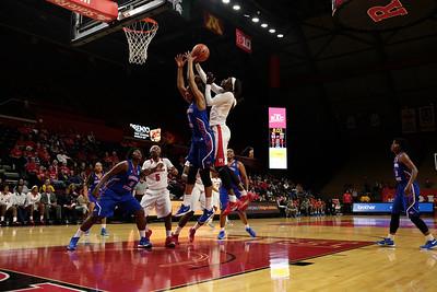 NCAAW Basketball 2015 - Savannah State at Rutgers 12/13/2015