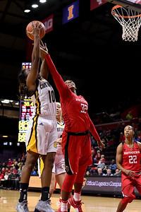 NCAAW Basketball 2016 - Chatanooga at Rutgers 11/11/2016