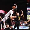 NCAAW Basketball 2017 - Iowa at Rutgers 01/17/2017