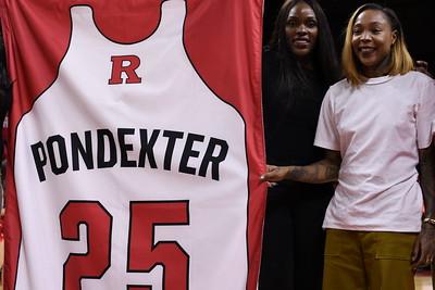NCAAW Basketball 2016 - Duke at Rutgers 12/1/2016