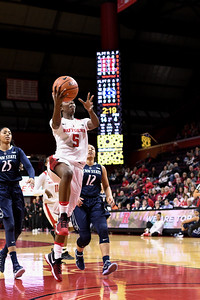 NCAAW Basketball 2016 - Penn State at Rutgers 12/31/2016