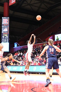 NCAAW Basketball 2016 - Bucknell at Rutgers 12/3/2016