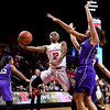 NCAAW Basketball 2016 - James Madison at Rutgers 12/5/2016