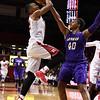 NCAAW Basketball 2016 - James Madison at Rutgers 12/5/2016