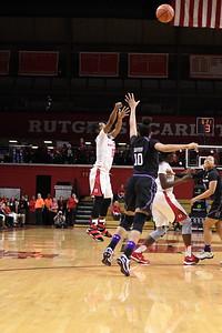 NCAAW Basketball 2017 - Northwestern at Rutgers 01/29/2017