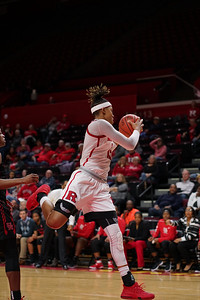 NCAAW Basketball 2017 - Rutgers Defeats Houston 75-57