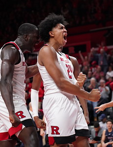 NCAA Basketball 2018 - Fairleigh Dickinson at Rutgers 11/09/2018