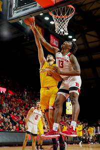 NCAA Basketball 2019 - Maryland at Rutgers 1/5/2019
