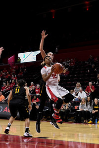 NCAAW Basketball 2017 - Iowa at Rutgers 01/17/2017