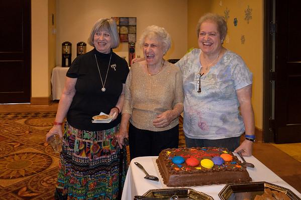 Ruth's 95th Birthday Photos