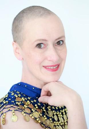 Ruth Davies - Bald is Beautiful