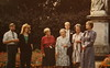 Paul, Juliet, Ruth, Edith, Oliver, Nell Mortimer, Wynne c.1986