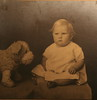 Baby picture of Ruth from Swindon, c.1934