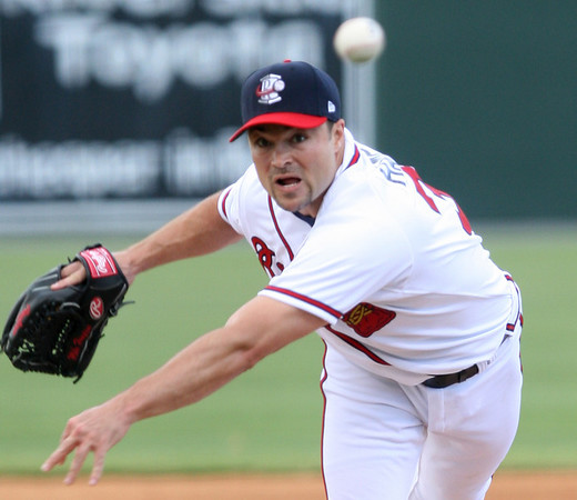 Atlanta Braves pitcher Mike Hampton_RuthAnne Anderson