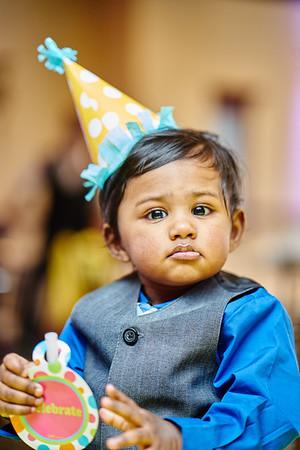 Rutvik 1st Year Birthday