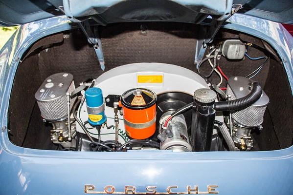 Ed's '61 356 Porsche