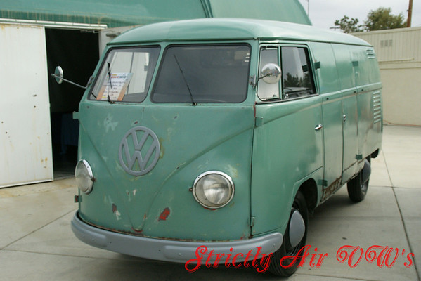 Eddie's '53 DD Panel Barndoor