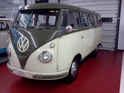 Gene's '57 Bus